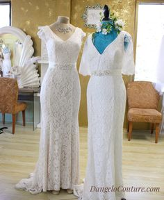Great Wedding Dresses at D uAngelo Couture Bridal in San Diego California Beautiful Wedding