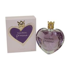 Looking at 'VERA WANG PRINCESS EAU DE TOILETTE SPRAY 3.4 oz / 100 ml for Women by Vera Wang Fragrances' on SHOP.CA