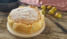 Cake melosa soft shell of crumbly pastry Strudel, Nutella, Torte Cake, Recipe Boards, Dessert Recipes, Desserts, Dessert Ideas, Cakes And More, Food To Make