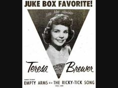 Teresa Brewer - The Ricky-Tick Song (1957)