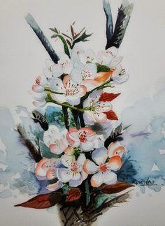 Watercolor, Sculpture, Fine Art, Landscape, Portrait, Drawings, Artwork, Flowers, Painting