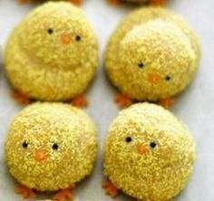 Le meilleur NY Little Chubby petits biscuits au beurre de Chics, Pâques une douzaine sur Etsy, 16,50€