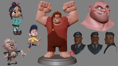 ZBrush Character Creation Workflow from Walt Disney Animation Studios
