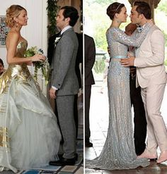 Gossip Girl Finale: Which Wedding Was Supposed to Be a Secret?