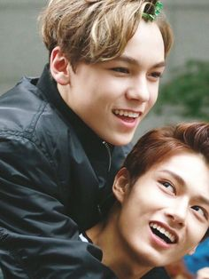 Vernon & Joshua