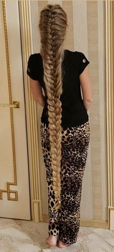 We Love Rapunzel Hair Beautiful Braids, Beautiful Long Hair, Gorgeous Hair, Permed Hairstyles, Braided Hairstyles, Long Indian Hair, Hair Addiction, Very Long Hair, Braids For Long Hair