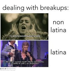 These Memes Sum Up How Unfazed Latinas are after a Breakup   We are mitú
