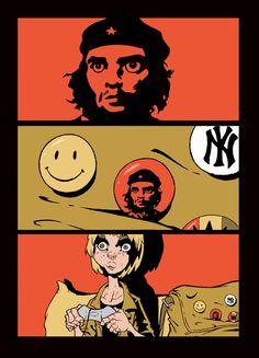 Top 16 des illustrations cyniques qui dénoncent, par Luis Quiles