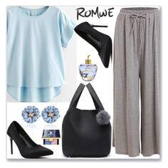 """Romwe"" by almamehmedovic-79 ❤ liked on Polyvore featuring Lolita Lempicka"