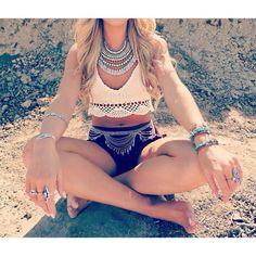stephanie_danielle stacked up in Natalie B. Jewelry & Luv Aj http://planetb.lu/1ncmM1d