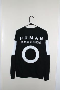 """humancollectiveus: """"DREAMER THAT NEVER SLEEPS"""" L/S T-SHIRT by Human Collective Now Available @ humancollective.us"""