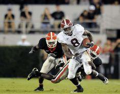 Inside the night Alabama football blacked out Georgia