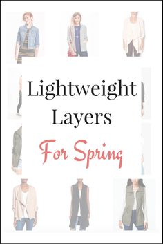 Lightweight Layers For Spring