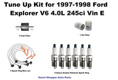 Tune Up Kit for 95-99 Toyota Tacoma V6 Spark Plug Wire Set