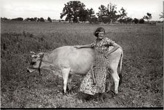 Farm wife, Missouri, 1938.