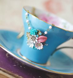 Vintage necklace by Pardes