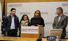CORES DE CAMBADOS: A DEPUTACIÓN VOLCARASE CON CAMBADOS COMO CAPITAL E...