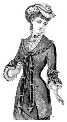 A fine lady