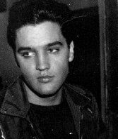 Elvis on the set of his movie Wild in the country ( fall 1960 ).