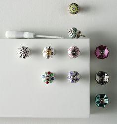 A selection of door knobs redo bedroom drawers