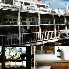 NZ restaurant tour:  Russell the very first capital of NZ has a line of seaside accommodations and restaurants. A perfect place to stay dine and drink by the sea ... wake up with the sound of the waves #nzmustdo #nztravel #ashleyandco #enhanceyoureveryday