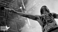 Jared - Hydrogen Festival Anfiteatro Camerini Open Air Padova Italy - 14 July 2013 - photo by White Mythra