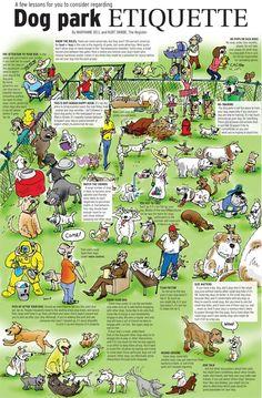 Dog Park etiquette – Kurt Snibbe