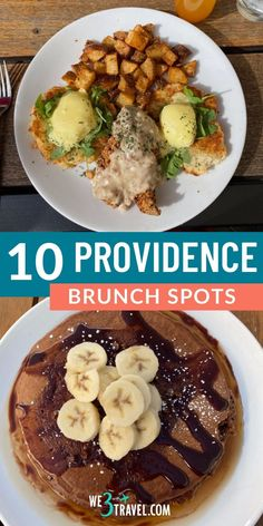 Find the best Providence brunch spots for Sunday brunch, special occasions, or every day breakfasts. Rhode Island Easy Toddler Meals, Easy Meals For Kids, Brunch Places, Brunch Spots, Chicken And Biscuits, Bakery Cafe, Exotic Food, Steak And Eggs, Best Dishes