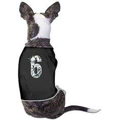 Diamond No 6 Fashion Doggy Tank Top L Black ** Read more at the image link. (This is an affiliate link) #DogApparelAccessories