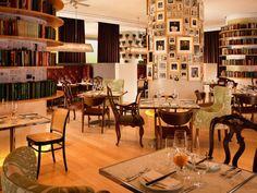 Asia de Cuba, April 2015 (St. Martin's Lane Hotel, London) Philippe Starck (SD)