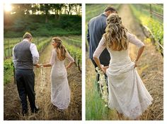 Wedding dress with sleaves! #Jean-Pierre Uys photography