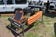 2014 Overland Expo: Cool Camp Gear and Off-Road Adventure Trucks… Jeep Jk, Jeep Truck, Pickup Trucks, Truck Camping, Camping Gear, Outdoor Camping, Overland Truck, Offroader, Truck Mods