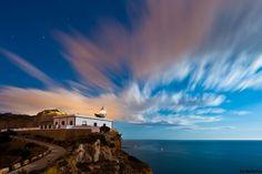 El Albir Lighthouse, Spain.