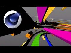 Cinema 4D: Abstract Scenes Tutorial - YouTube