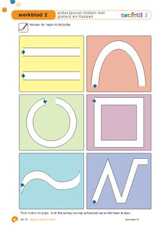 Thema water | werkblad | Voorbereidend schrijven Phonics Flashcards, Sensory Motor, Tracing Worksheets, Pre Writing, Book Activities, Homeschool, Projects, Fine Motor, Activities