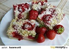 Fashion and Lifestyle Czech Recipes, Russian Recipes, Delicious Deserts, Yummy Food, Eastern European Recipes, Sweets Cake, Sweet Recipes, Sweet Tooth, Sweet Treats