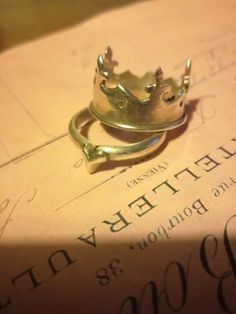 Crown ring, Medieval ring, Gothic jewelry, Gothic wedding, fleur de lys, Gothic, Renaissance, Tudor ring, Handmade ring, wedding ring, Vintage Silver Rings, Sterling Silver Rings, Gothic Jewelry, Silver Jewelry, Renaissance, Medieval Fashion, Crown, Gothic Wedding, Heart Jewelry