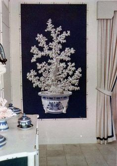 Palm Beach Chic Decor, Circa 1964- The Glam Pad