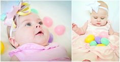 Easter Baby Photo Idea
