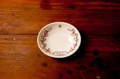 """""""Oui"""" Mini Bowl by Young Alexander Mini, Tableware, Etsy, Dinnerware, Tablewares, Dishes, Place Settings"""