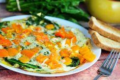 Fitness raňajky s vysokým obsahom bielkovín Vegetarian Main Course, Caprese Salad, Tofu, Cantaloupe, Smoothie, Food And Drink, Fruit, Low Carb, Fitness