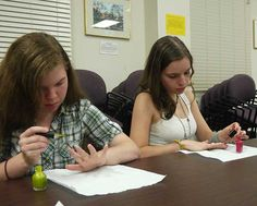 teen library - new ways to interest young readers in coming to the library