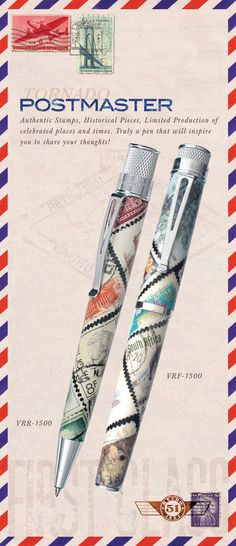 Postmaster I Am A Freak, Vintage Mailbox, Bamboo Pen, Vintage Pens, Best Pens, Stay The Night, Fountain Pens, Love Letters, Just Me
