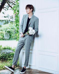 dedicated to minho Korean Celebrities, Korean Actors, Korean Dramas, Korean Men, Asian Actors, New Actors, Actors & Actresses, Boys Formal Wear, Blazer Outfits Men