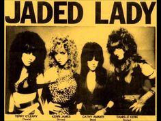 Jaded Lady - On The Run