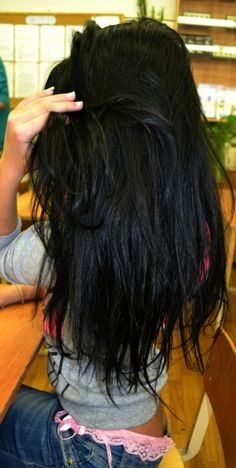 Want my black hair back :( this is beautiful