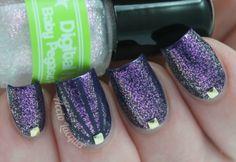 Accio Lacquer: Digital Nails: Pegasus Poots