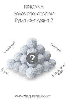 Naturkosmetik-Netzwerk: ein Schneeballsystem? Blog, Diy, Pyramid Scheme, Organic Beauty, Bricolage, Handyman Projects, Do It Yourself, Fai Da Te, Crafting