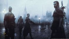 Look: A Thingy I wrote on The Order: 1886 | Most Anticipated of 2015