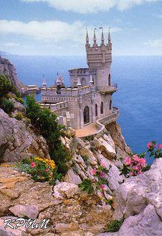Ukraine, The Swallow Nest Castle